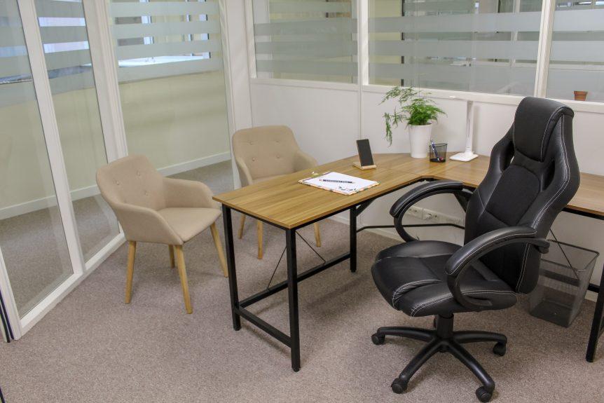 Location bureau meublé - Centre d'affaires de Beausoleil Ascot Domiciliation & Coworking