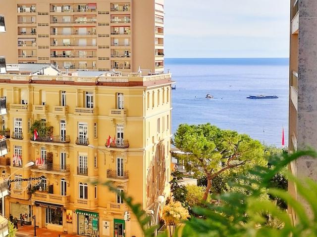 Terrasse extérieur - Centre d'affaires Beausoleil - Ascot Domiciliation & Coworking - Monaco - Menton - Beausoleil