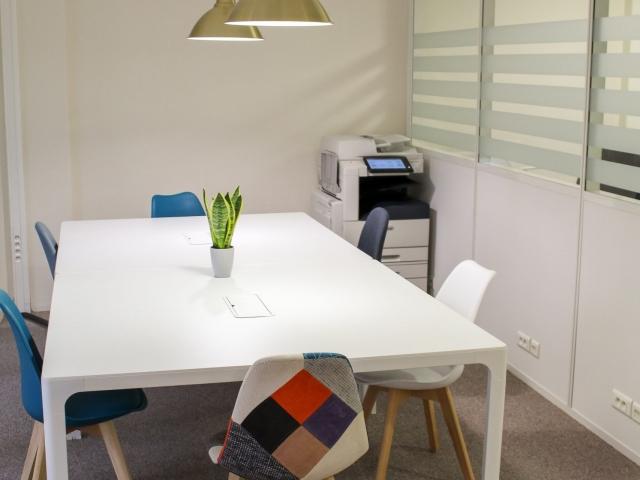 Espace de coworking Beausoleil - Centre d'affaires Ascot Domiciliation & Coworking