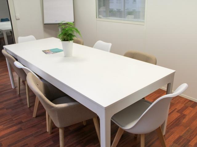 Meeting Room - Espace Coworking - Ascot Domiciliation & Coworking - Centre d'affaires de Beausoleil